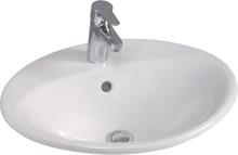 Tvättställ Gustavsberg Nautic 5555 C+ Vit