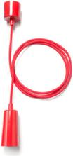 Plumen Drop Cap-johto, punainen