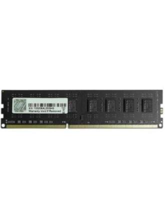 Value DDR3-1333 C9 SC - 4GB