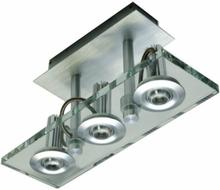 Design by Grönlund Glass 3 LED kattovalaisin
