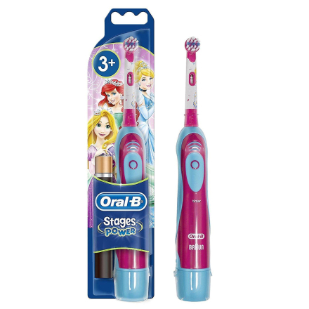 Braun DB4510 stadier makt Oral B stadier biler & Disney Princess ba...