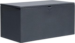 Dynbox Gop Deckbox Antracit 1330x700x650mm