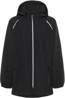 NAME IT Kids Alfa Long Softshell Jacket Women Black