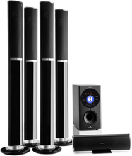 Areal 652 5.1-Kanals-Surround-System 145W RMS Bluetooth USB SD AUX