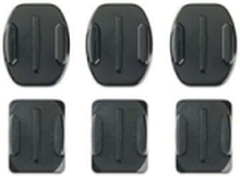 Go Pro Curved + Flat Adhesive Mounts