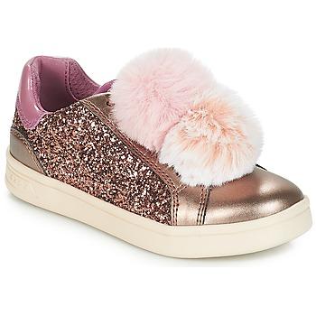 Geox Sneakers J DJROCK GIRL Geox - Spartoo
