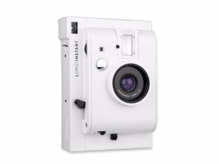 LOMOGRAPHY Lomo'Instant Mini White