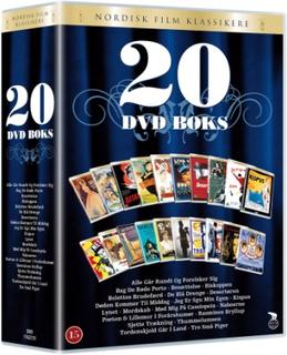 Nordisk Film Klassikere (20 disc)
