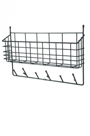 Maze Interiør Mitten Shelf Black