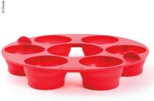 Omnia muffinsform for 6 stk silikon