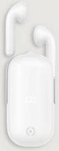 Celly Slide1 True Wireless Headset Drop Hvit
