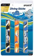 SportX Neoprene Dive bars 3pcs.