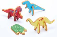 Utstickare 3D Dinosaurie set - Kitchen Craft
