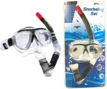 SportX Adult Snorkel Set