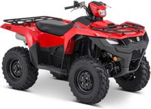 Suzuki KingQuad 500AXi Fyrhjuling