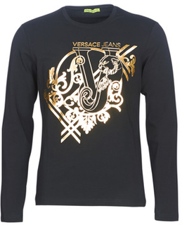 Versace Jeans Långärmade T-shirts RIERA Versace Jeans