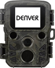 Denver WCS-5020 Viltkamera 5 Megapixel Low Glow LEDs Kamouflage, Svart