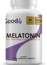 G4N Melatonin 60 tabs