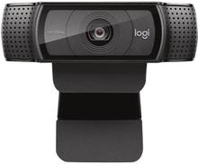Logitech HD Pro Webcam C920 1920 x 1080 webbkamera