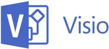 Visio Standard 2019 - wszystkie j?zyki Licencja elektroniczna