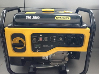 Elverk STANLEY SIG 2500 med inverter, 2000W