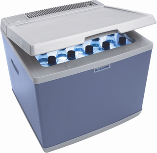 Resekylskåp-frysbox Mobicool C40 230AC kompressor
