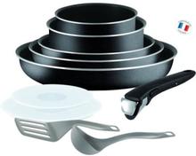 TEFAL INGENIO ESSENTIAL 10-osainen keittiöastiasarja L2009802 16/18/20/22/26