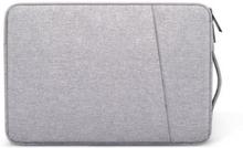 Laptop-etui 13,3 tommers lerret - grå