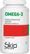 Skip   Omega-3 1000 mg 120 kapslar