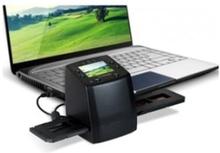 "Technaxx DigiScan DS-02, Film-/diabildsscanner, Svart, TFT, 6,1 cm (2.4""), CMOS, SD,SDHC"