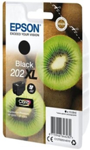 Epson 202XL - 13.8 ml - svart - original - blister - blekkpatron - for Expression Premium XP-6000, XP-6005, XP-6100, XP-6105