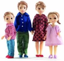Thomas og Marions familie, Dukkehus, Djeco