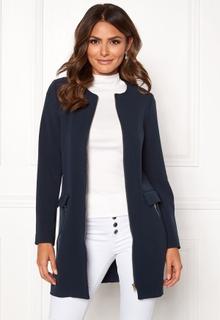 Happy Holly Alina coat Dark blue 44/46
