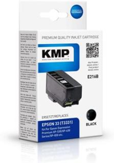 KMP E216B, Original, Svart, Epson, Multi pack, Epson Expression Premium XP-530 Epson Expression Premium XP-540 Epson Expression Premium XP-630..., 1