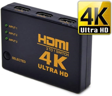 HDMI 4K Ultra HD Switch - 3 Porte