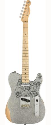 Fender Brad Paisley Road Worn Telecaster el-gitar