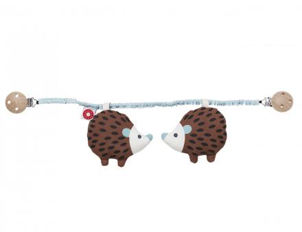 Barnvagnshängare Kejsa brown hedgehog