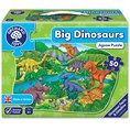 Pussel Big Dinosaurs