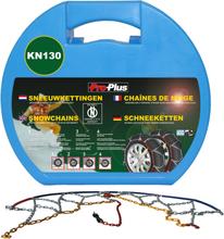 ProPlus Snökedjor till bil 12 mm 2-pack KN130