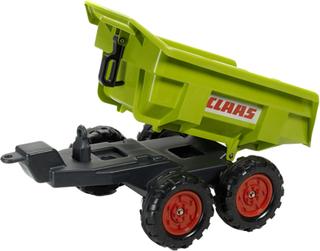 FALK Claas Maxi Trailer med släpvagn