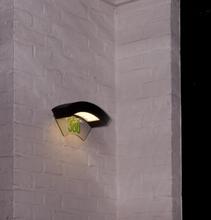 Luxform Vägglampa för trädgården Canning 230 V