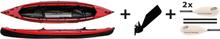 nortik Scubi 2 XL Kayak Paket red 2019 Kajaker & Kanoter