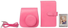 Instax Mini 9 Accessory Kit Rosa