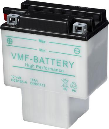 VMF Powersport Batteri 12 V 16 Ah HCB16A-A