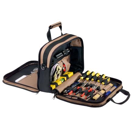 Toolpack taske Deluxe 360.043 til værktøjer og dokumenter