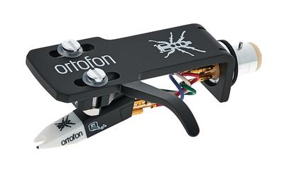 Ortofon Qbert print SH-4 bl
