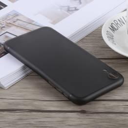 Ultra tyndt cover til iPhone Xr Sort