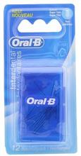 Oral-B Interdental Brush Refill 12 stk