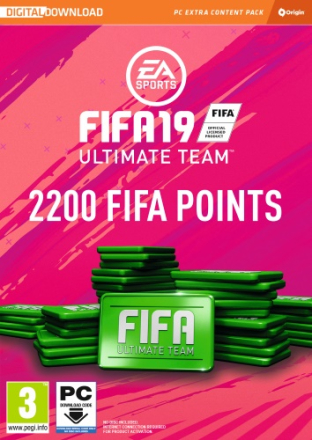 FIFA 19 2200 FIFA POINTS (CIAB)