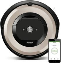 Irobot Roomba E5152 Robotstøvsuger - Svart/sølv